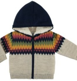 Mayoral Mayoral Jacquard Knitting Sweater *more colors*