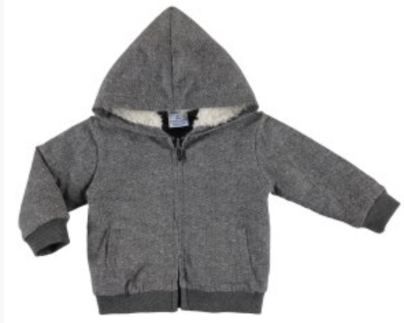 Mayoral Mayoral Lined Zip Sweater