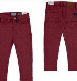 Mayoral Mayoral Elastane Twill Trousers *more colors*
