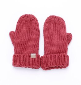Peppercorn Kids Peppercorn Kids Solid Fold-Up Edge Mittens