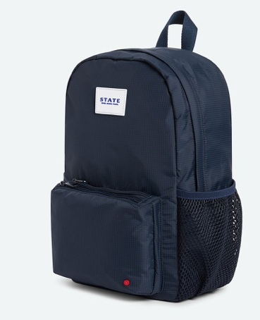 State State Navy Lawrence Backpack