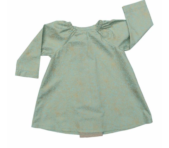 Thimble Thimble Pleated Twirl Dress