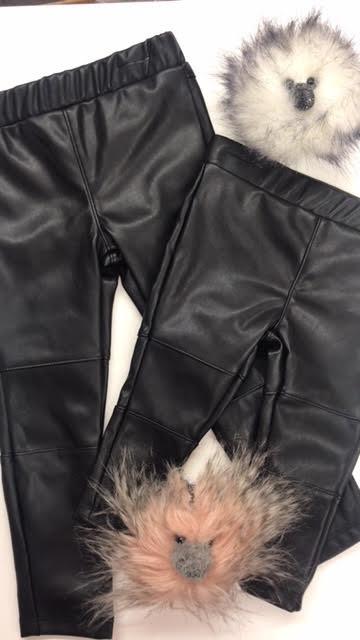 Splendid Splendid Faux Leather Legging