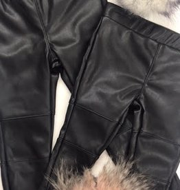 Splendid Splendid Faux Leather Legging