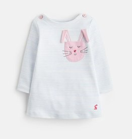 Joules Joules Bunny Applique Dress