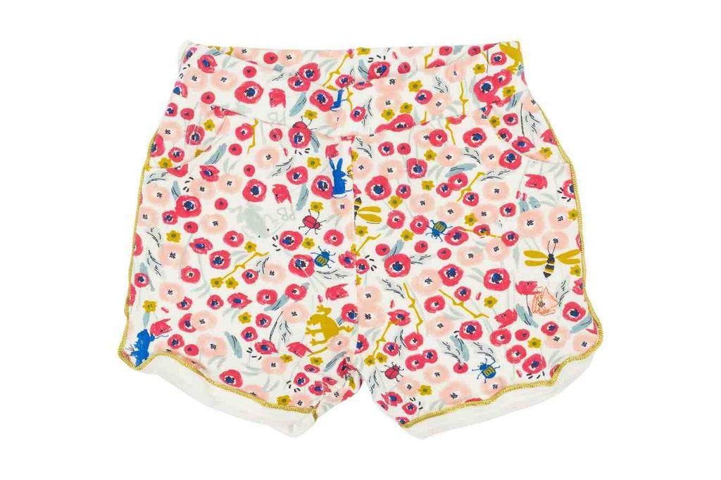 Petit Bateau Petit Bateau Floral Shorts
