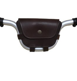 Souma Leather Handlebar Bag