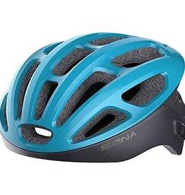 Sena Sena R1 Smart Cycling Helmet, Ice Blue, Medium