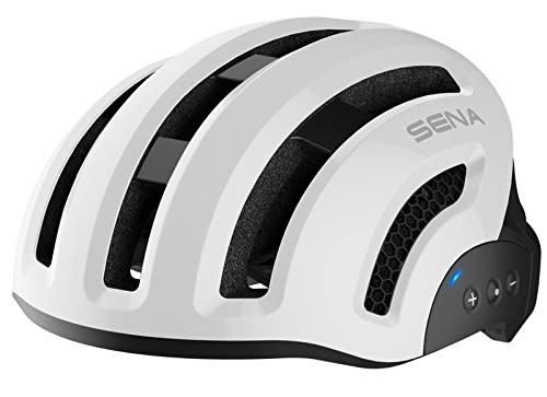 Sena Sena X1 Smart Cycling Helmet, White, Large