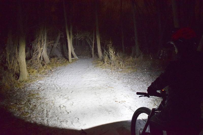 Bike Lighting - Highs and Lows