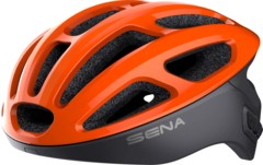 Sena Sena R1 Smart Cycling Helmet, Ice Blue, Medium
