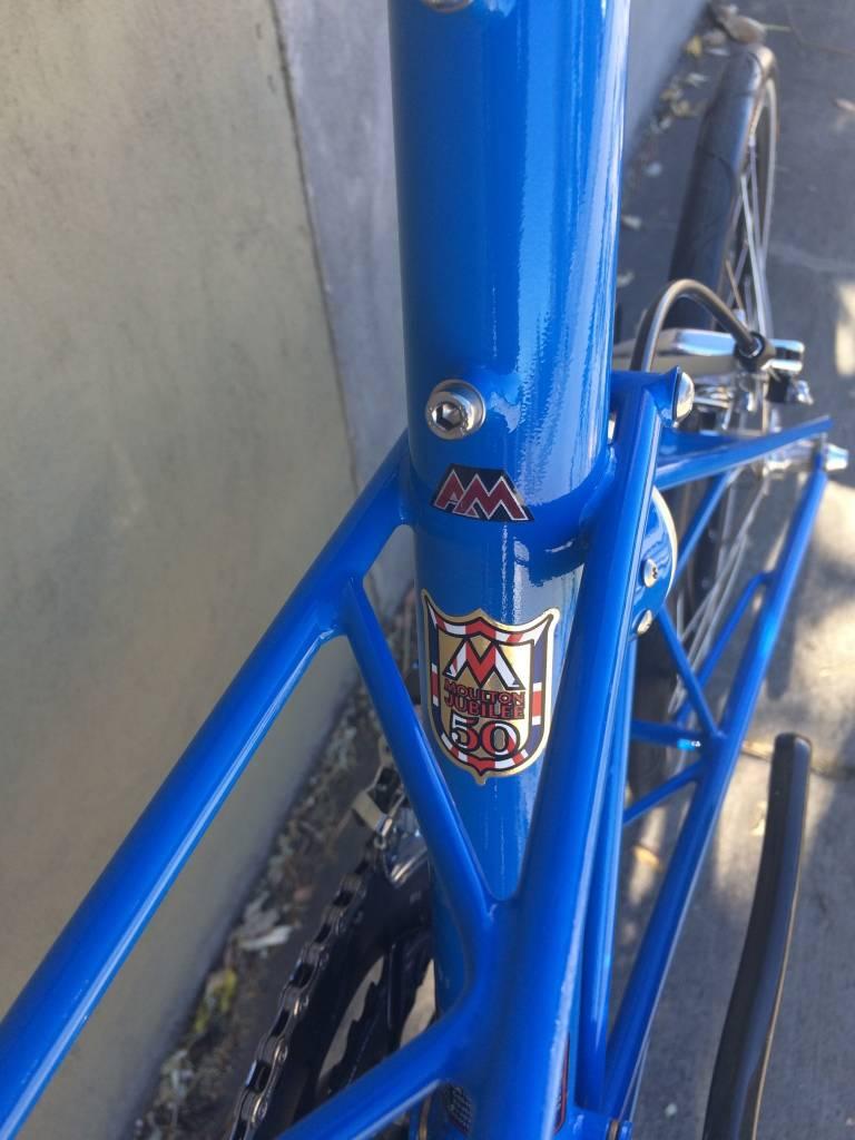 Moulton Moulton Jubilee, Bugatti Blue