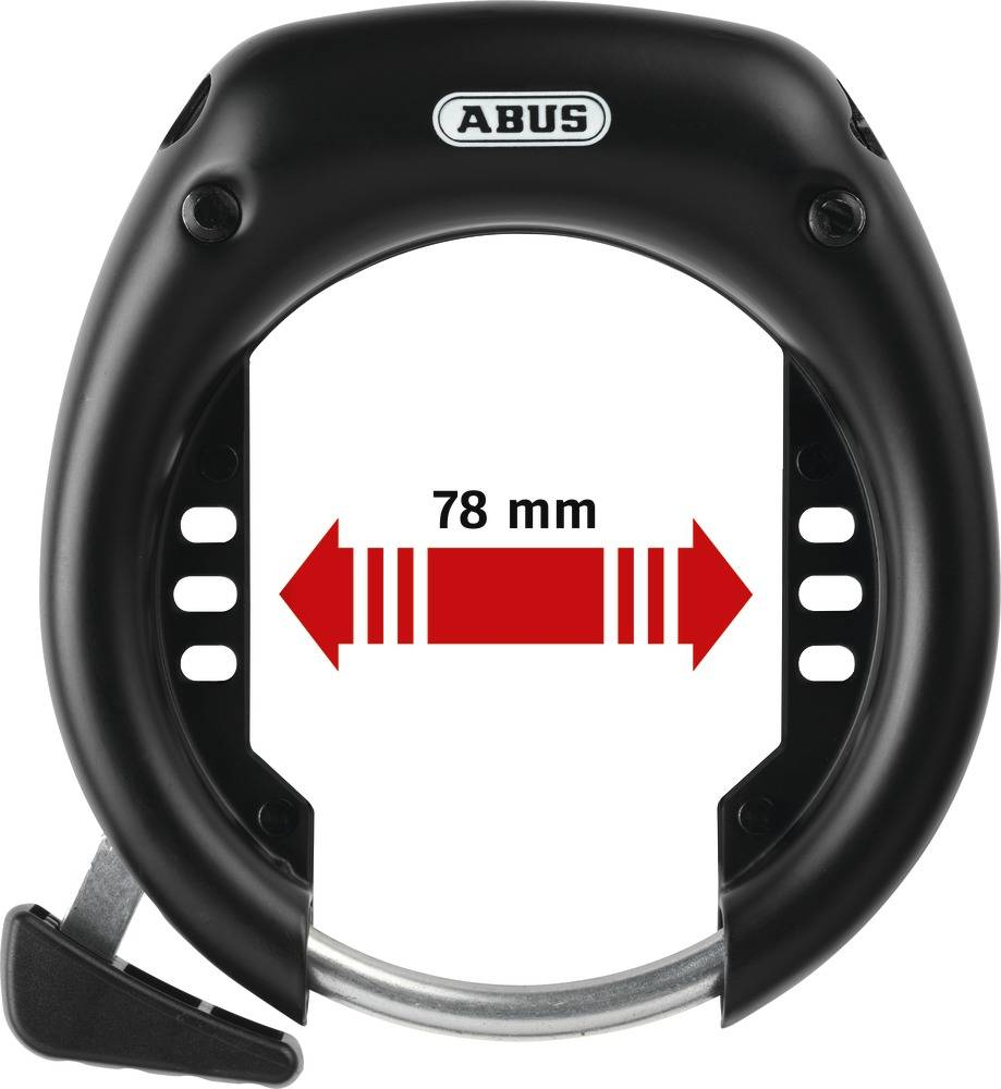 Abus ABUS Frame Lock Set, Shield Plus Sonder 5750L + Granit Plus 470 Keyed Alike