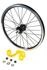 Brompton Brompton OEM 2-Speed Rear Wheel, Black Edition - Black Edition