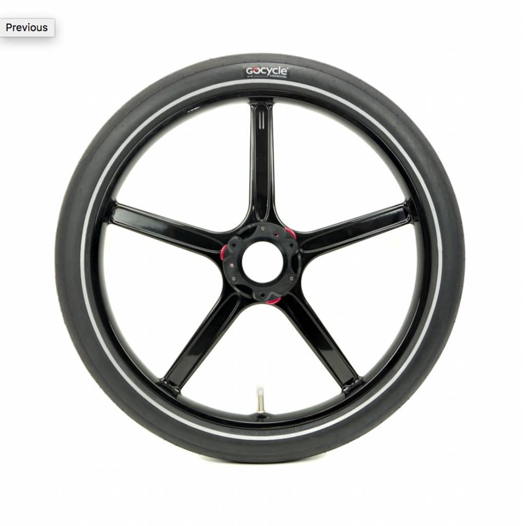Gocycle Pitstop Wheel w/Tire