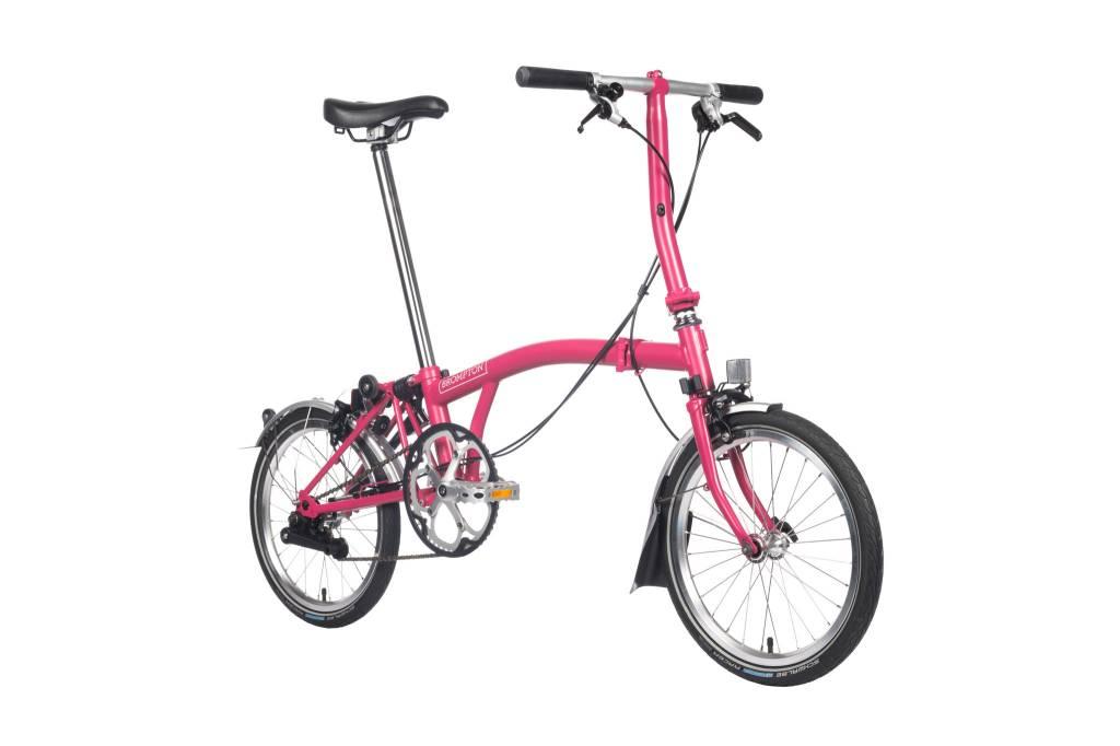 Brompton Brompton S6L, Hot Pink
