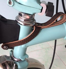 P'Na Leather Bag Release for Brompton