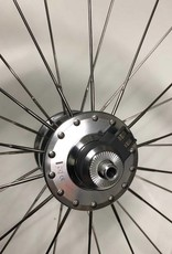 Brompton Brompton Front SP Dynamo Wheel, Superlight Spokes, Silver