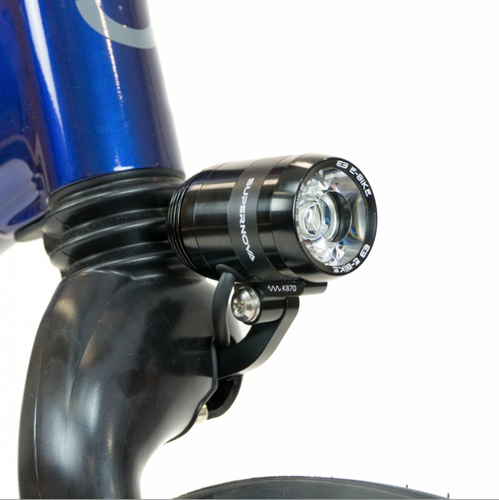GoCycle Supernova V1260 Integrated Light Kit