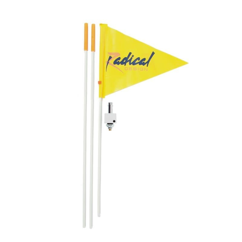 Radical Designs Radical Design Flag for Cyclone Trailers