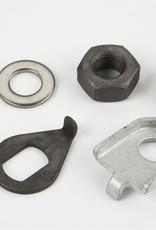 Brompton Brompton axle fastenings for front hub, standard