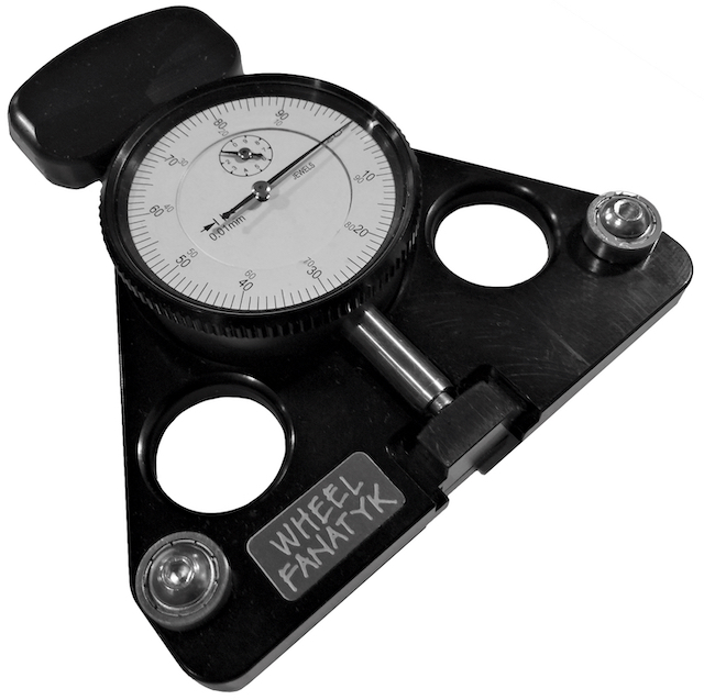 Wheel Fanatyk Gauge