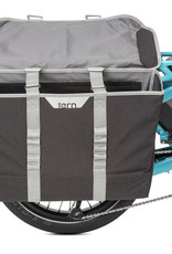 Tern Tern Cargo Hold Panniers, Black, for GSD