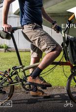 Brompton Brompton M6L Explore Edition - Moss Green/Orange