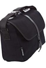 Brompton Brompton SHOULDER BAG, Black, C/W COVER & FRAME