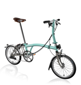 Brompton Brompton S6L-X Turkish Green Superlight