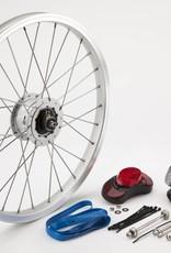 Shimano Shimano Hub Dynamo Set, Complete Kit