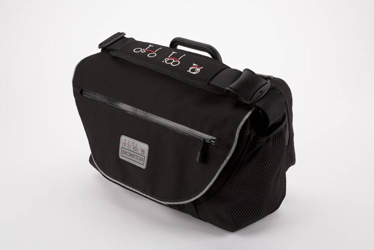 Brompton Brompton S Bag & frame with Std flap