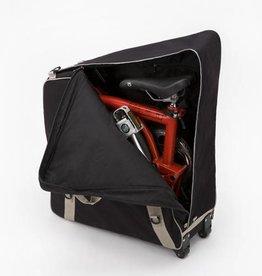 Brompton Brompton B Bag, with castors and strap