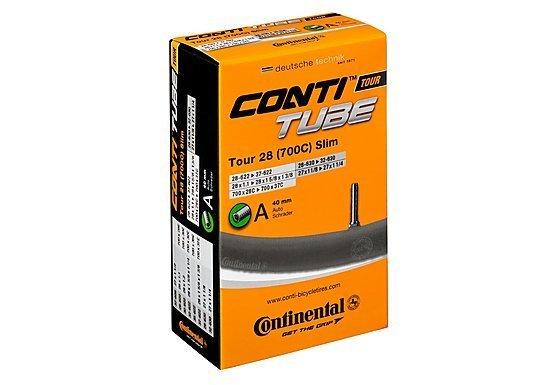 CONTINENTAL Tubes Continental Tour 28 700 x 28-37, Dunlop Valve