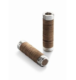 Brooks Brooks Adjustable Length Leather Ring Grips: Brown