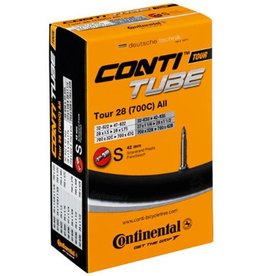 CONTINENTAL Tubes Continental Tour 28 700 x 28-37, Presta Valve