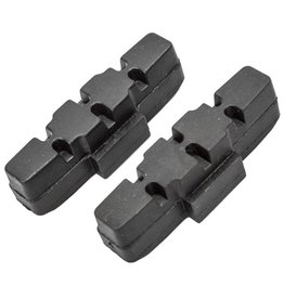 Clark Brake Pads for Magura Hydraulic Rim Brakes, Black