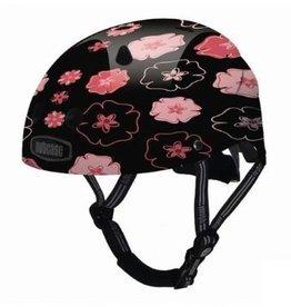 Nutcase Rose Hibiscus Street Helmet L-XL