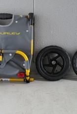 Burley Burley Travoy Urban Trailer System: Yellow