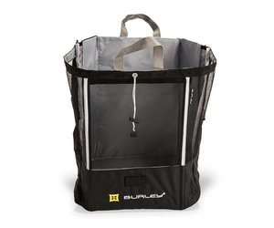 Burley Travoy Lower Market Bag Black