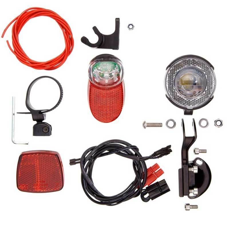 Gocycle Busch&Mueller Lyt E Integrated Light Kit
