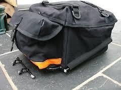 Moulton Moulton TSR Rear Touring Bag w/Frame