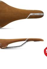 Selle Italia SLR Nubuk Saddle, Tan