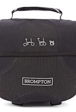 Brompton Brompton Ortlieb Mini O Bag, Reflective Black