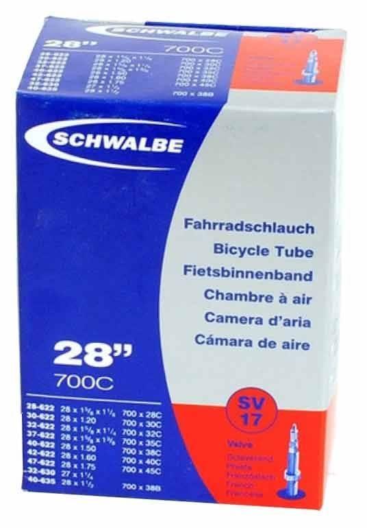 Schwalbe Tube Schwalbe SV17, 28/47-622/635 IB 40mm Presta