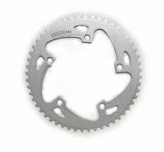 Vuelta Vuelta SE Flat Chainring 130mm BCD 60T Silver