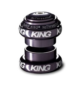 """Chris King Chris King NoThreadSet Headset, 1""""  Pewter"""