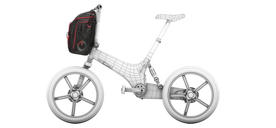 Gocycle Front Pannier