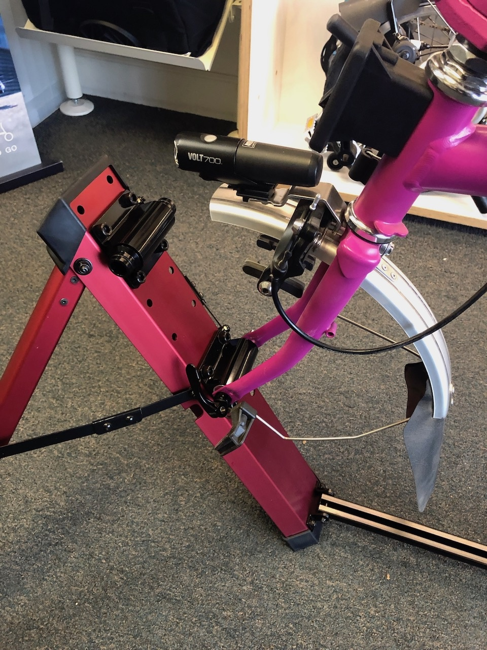 Feedback Sports Feedback Sports Omnium Over-Drive Portable Resistance Trainer