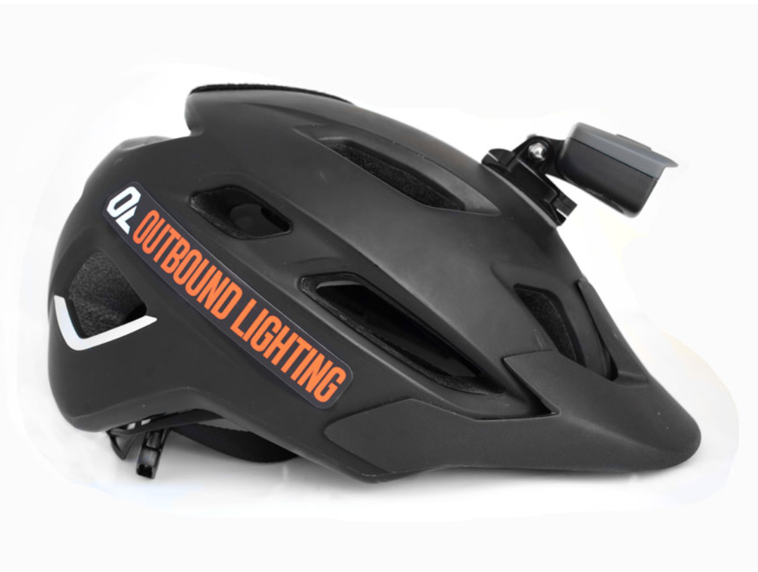Outbound Lighting Hangover Helmet Light